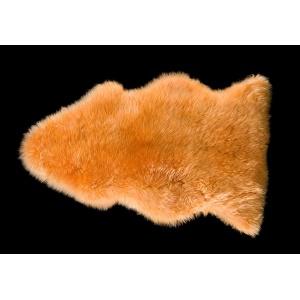 sheepskin,πορτοκαλί
