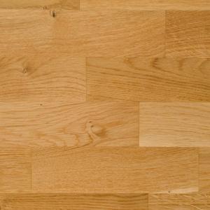 προγυαλισμένο δάπεδο,oak natural 3 strips