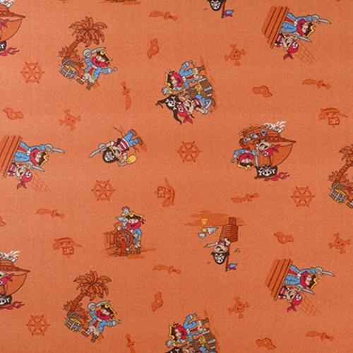 παιδική μοκέτα,pirates 84 B,πορτοκαλί