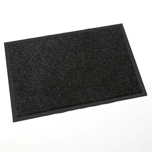επαγγελματικό πατάκι εισόδου,μαύρο