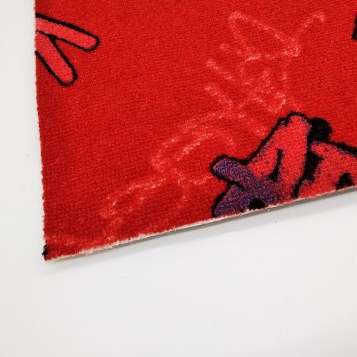 παιδική μοκέτα,graffiti 16,κόκκινη